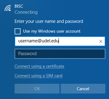 Windows Wi-Fi Screen Capture - Sign In